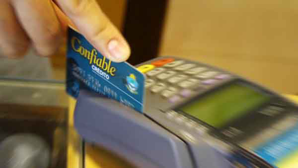 Tarjetas de crédito regionales