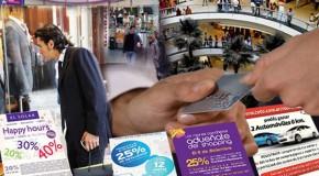 Descuentos con tarjeta de crédito