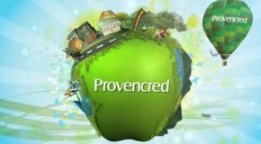 Tarjetas regionales: Provencred