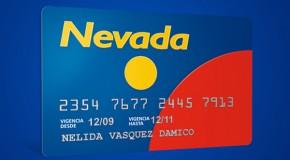 Tarjetas regionales: Tarjeta Nevada